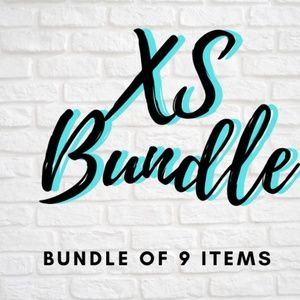 No-So-Mystery Box - Bundle of  Size XS Clothing